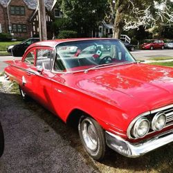 1960 Chevrolet Bel Air - 8495593516