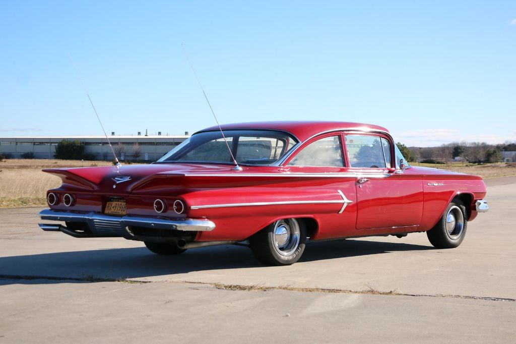 1960 Chevrolet Belair For Sale - 18378779 - 9