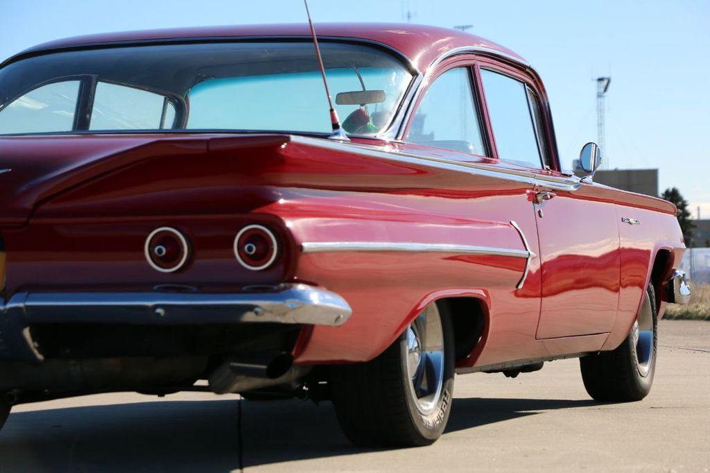 1960 Chevrolet Belair For Sale - 18378779 - 10