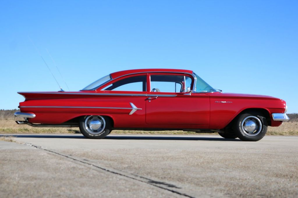 1960 Chevrolet Belair For Sale - 18378779 - 11