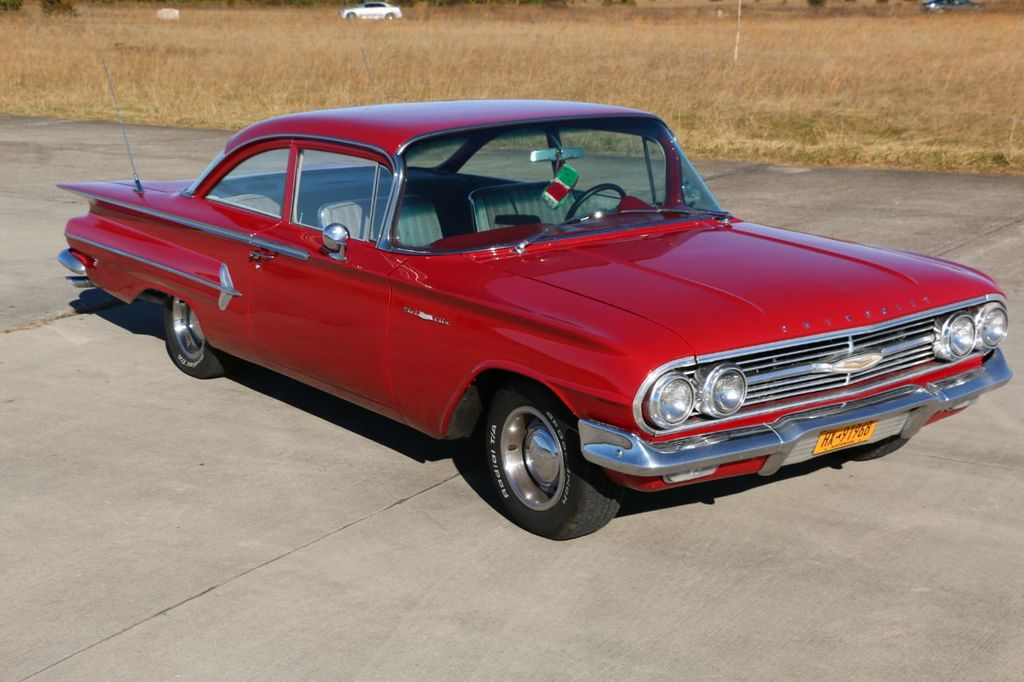 1960 Chevrolet Belair For Sale - 18378779 - 12