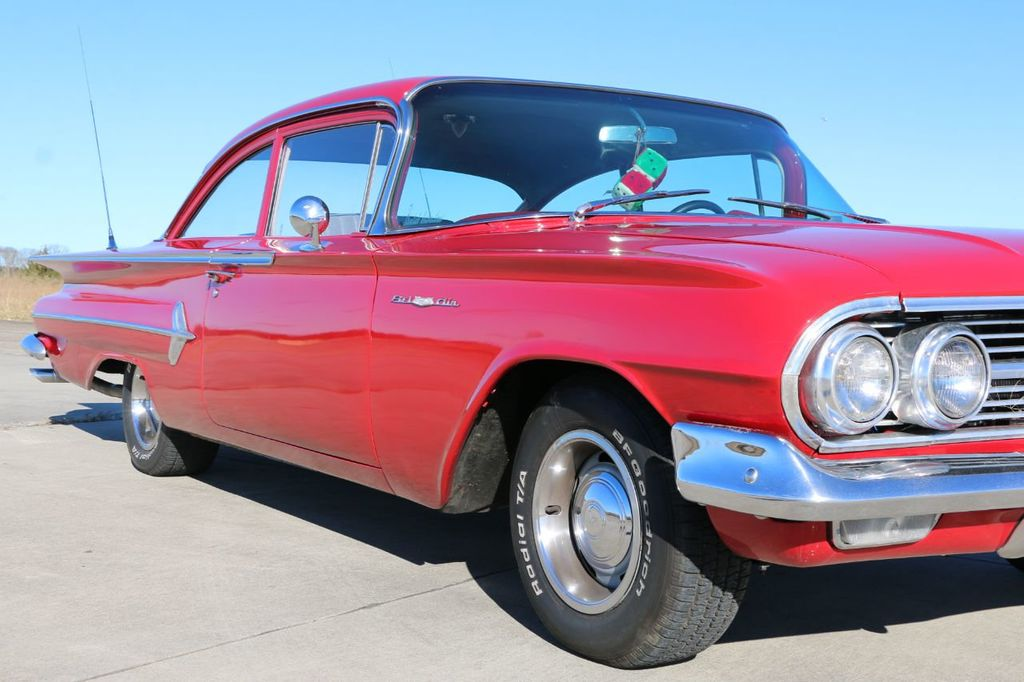 1960 Chevrolet Belair For Sale - 18378779 - 13