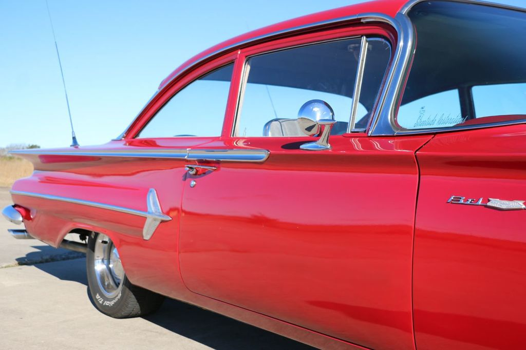 1960 Chevrolet Belair For Sale - 18378779 - 14