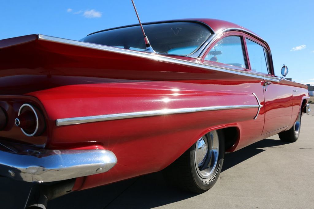 1960 Chevrolet Belair For Sale - 18378779 - 16