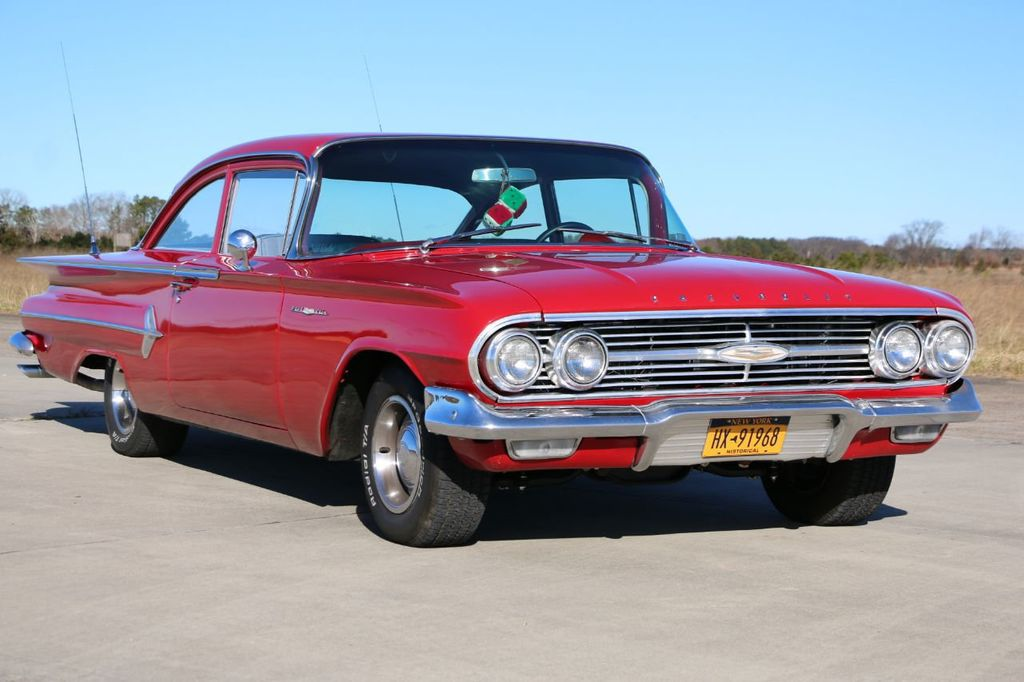 1960 Chevrolet Belair For Sale - 18378779 - 1