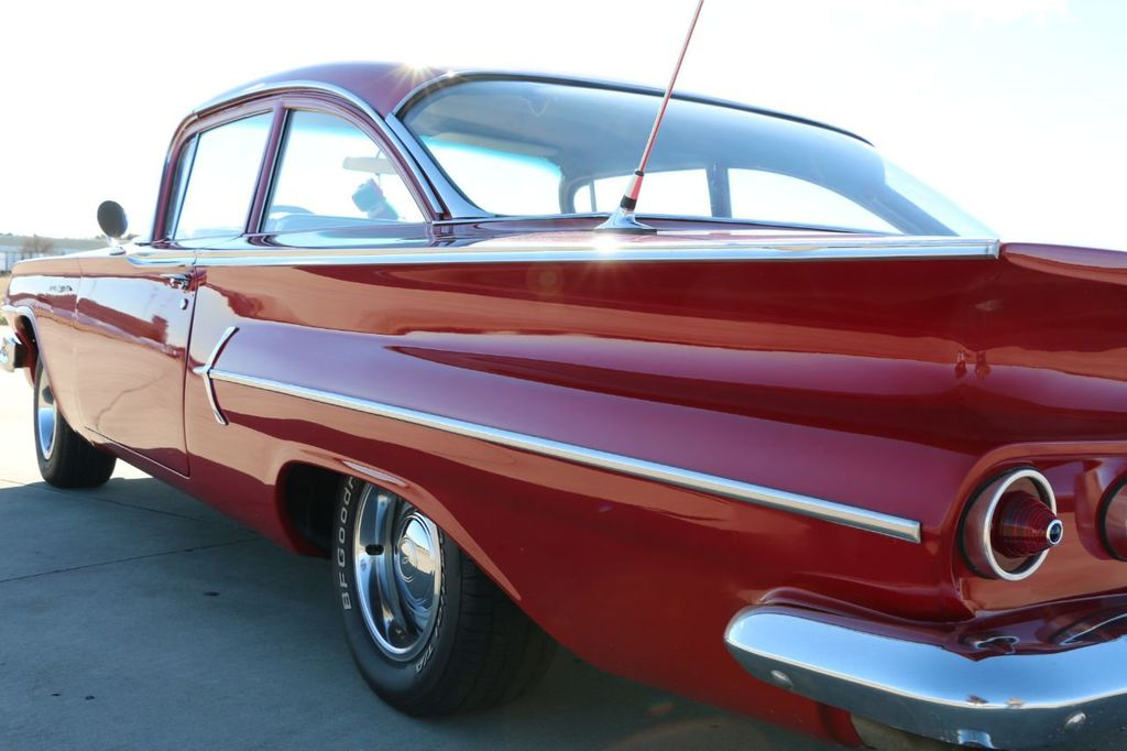 1960 Chevrolet Belair For Sale - 18378779 - 21