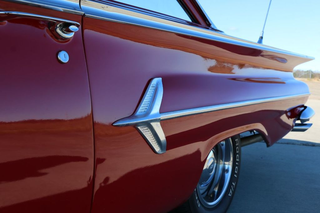 1960 Chevrolet Belair For Sale - 18378779 - 24