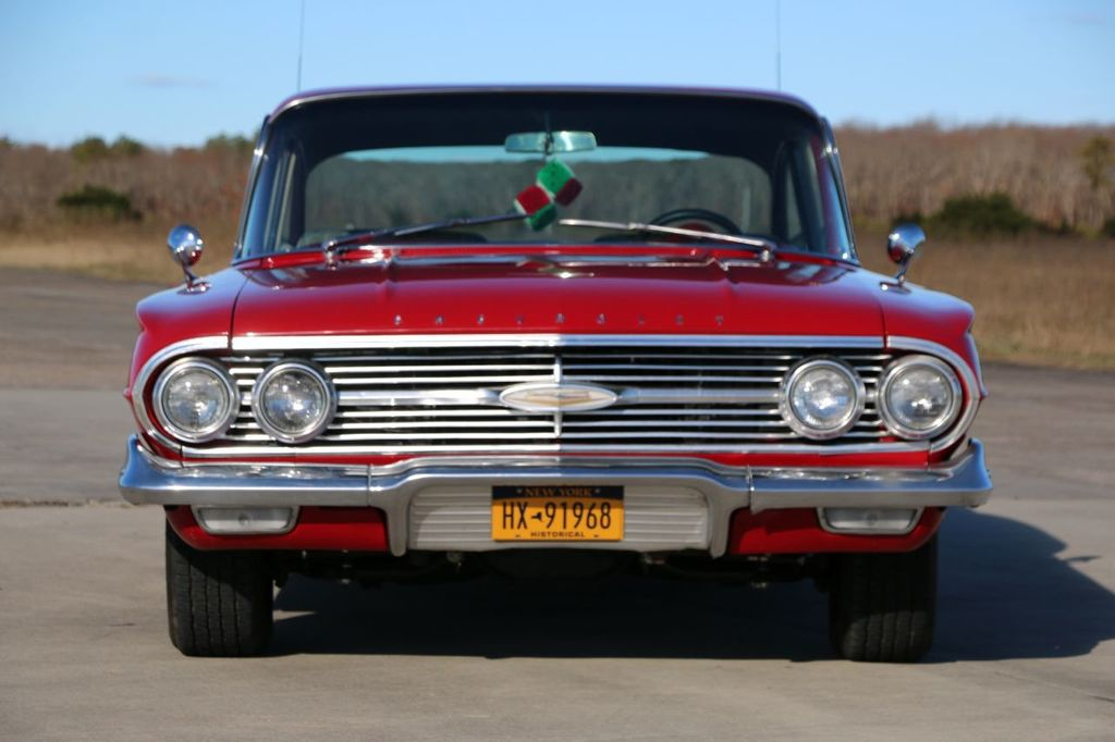 1960 Chevrolet Belair For Sale - 18378779 - 2