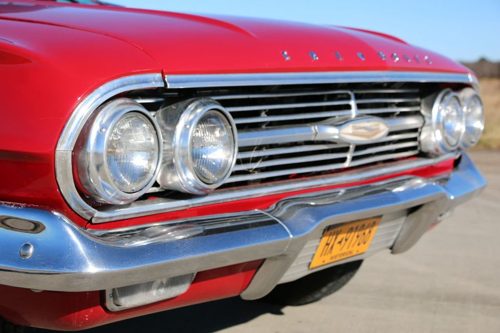 1960 Chevrolet Belair For Sale - 18378779 - 29