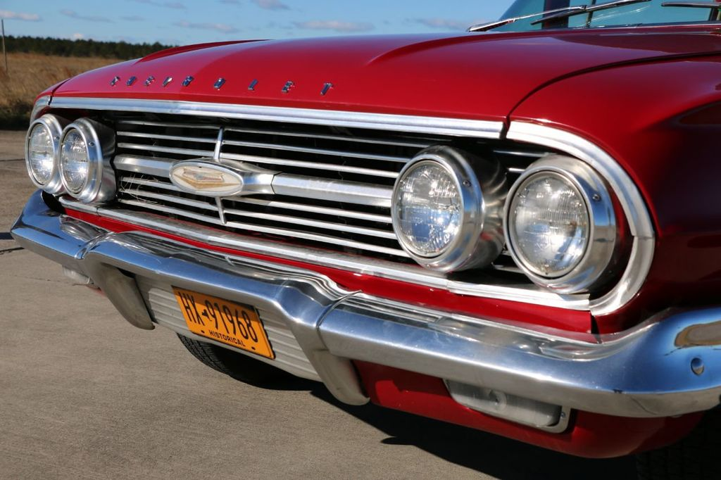 1960 Chevrolet Belair For Sale - 18378779 - 31
