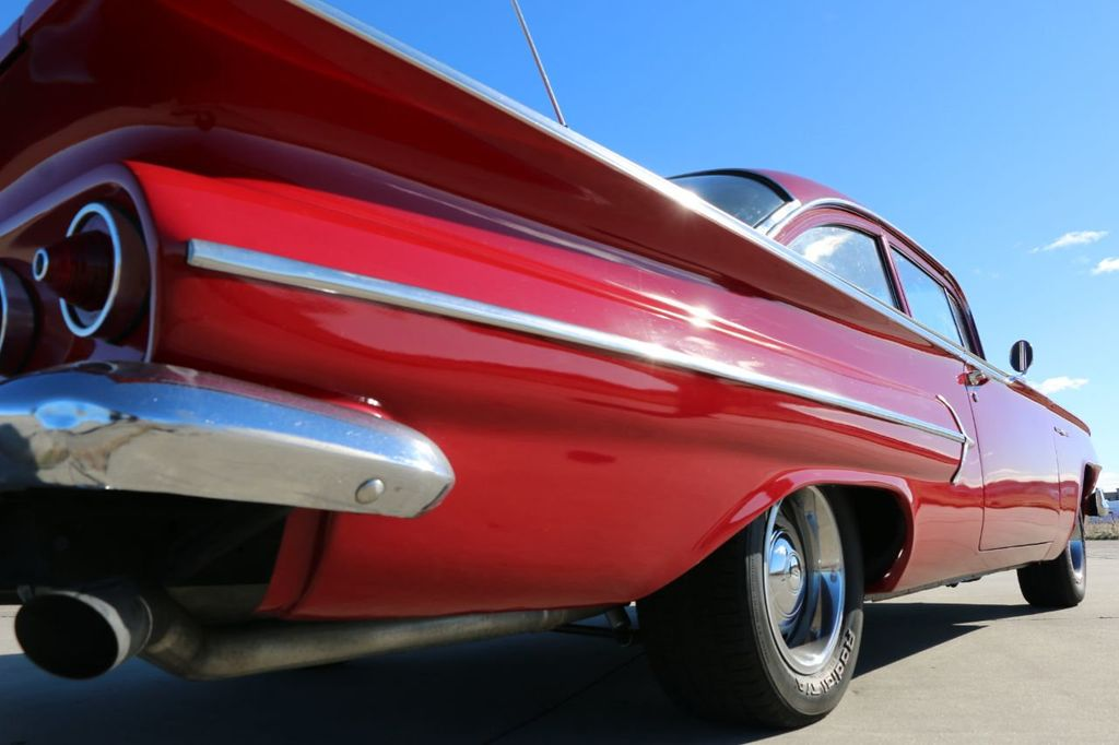 1960 Chevrolet Belair For Sale - 18378779 - 36