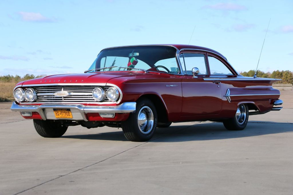 1960 Chevrolet Belair For Sale - 18378779 - 3