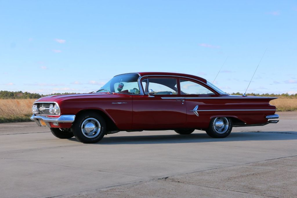 1960 Chevrolet Belair For Sale - 18378779 - 4