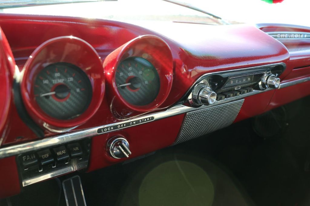 1960 Chevrolet Belair For Sale - 18378779 - 54