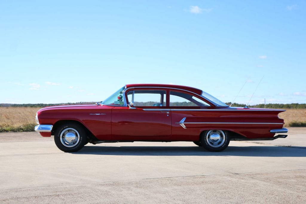 1960 Chevrolet Belair For Sale - 18378779 - 5