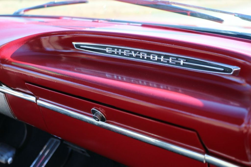 1960 Chevrolet Belair For Sale - 18378779 - 64