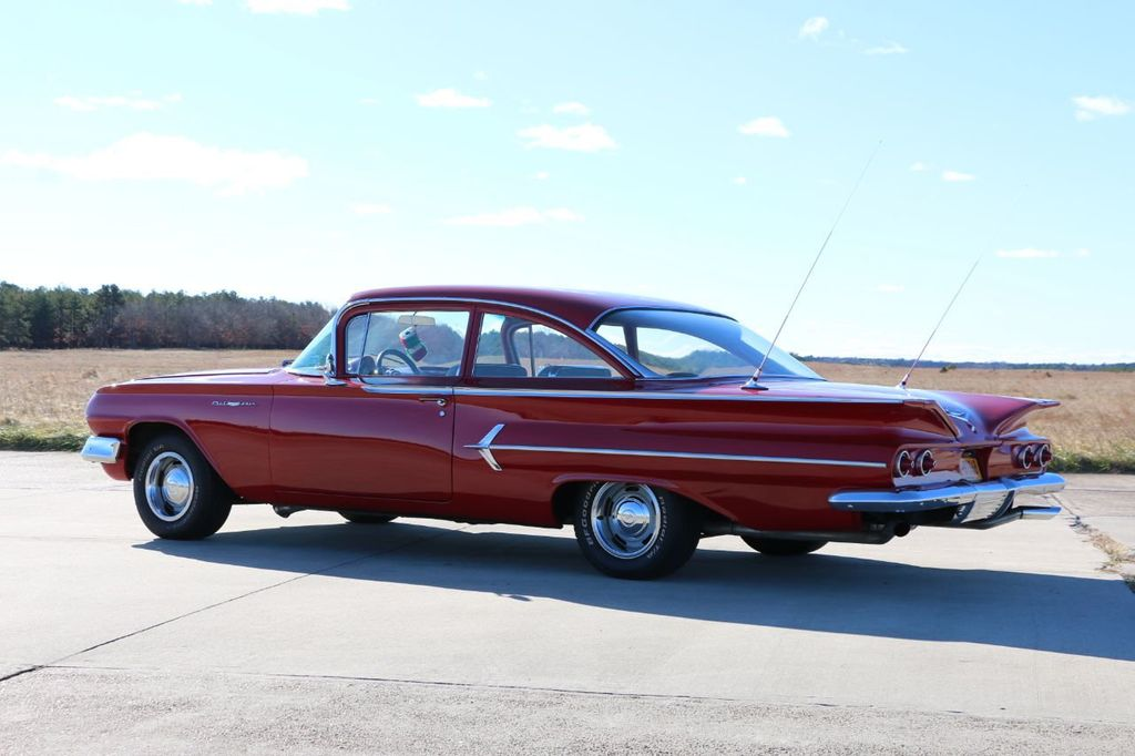 1960 Chevrolet Belair For Sale - 18378779 - 6