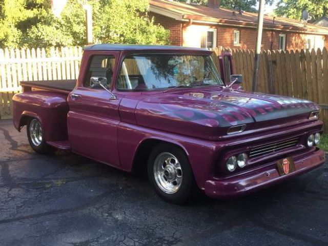 1960 Chevrolet c10 short bed