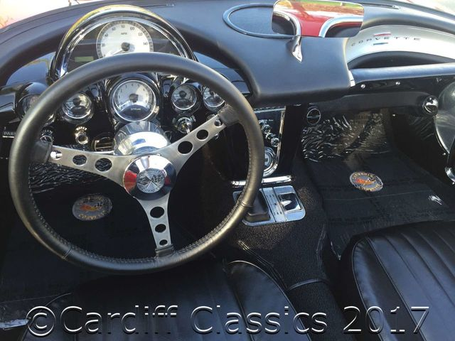 1960 Chevrolet Corvette Resto-Mod LS2 - Click to see full-size photo viewer