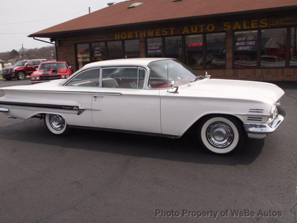 1960 Chevrolet Impala  - 17556667 - 0