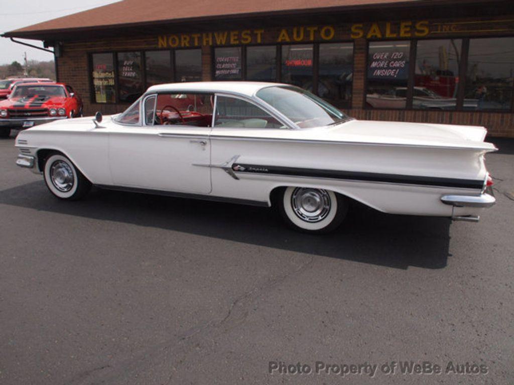 1960 Chevrolet Impala  - 17556667 - 16