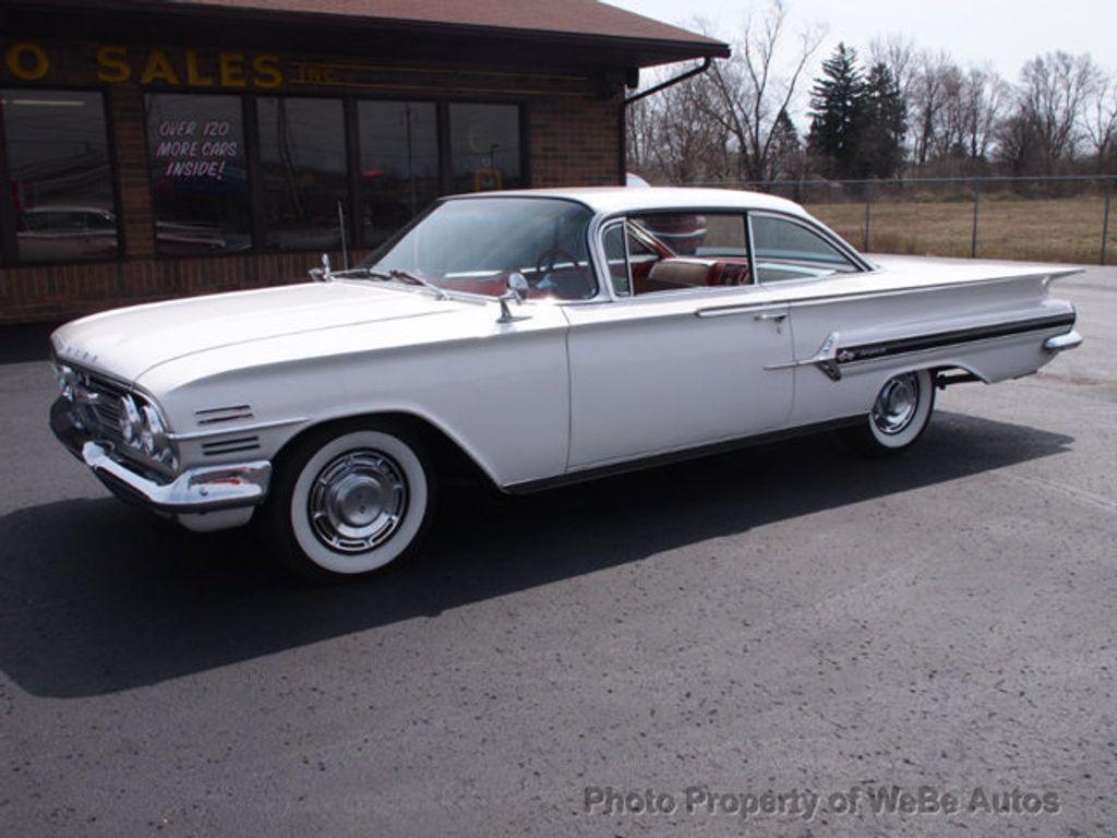 1960 Chevrolet Impala  - 17556667 - 17