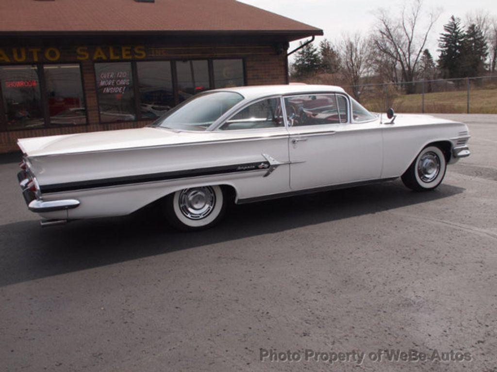 1960 Chevrolet Impala  - 17556667 - 6