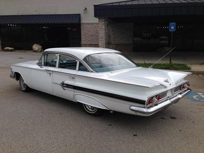 1960 Used Chevrolet Impala 4 Door At Dixie Dream Cars Serving Duluth