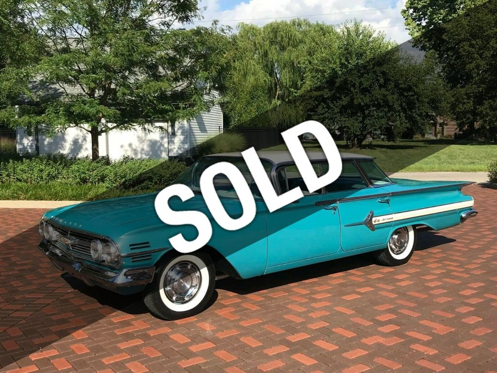 1960 Used Chevrolet Impala Flat Top at WeBe Autos Serving Long ...