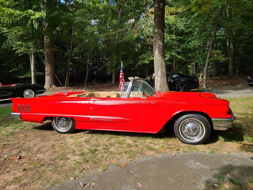 1960 Ford THUNDERBIRD  - 17621414 - 0
