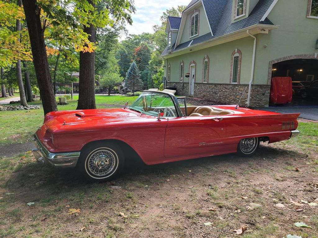1960 Ford THUNDERBIRD  - 17621414 - 9