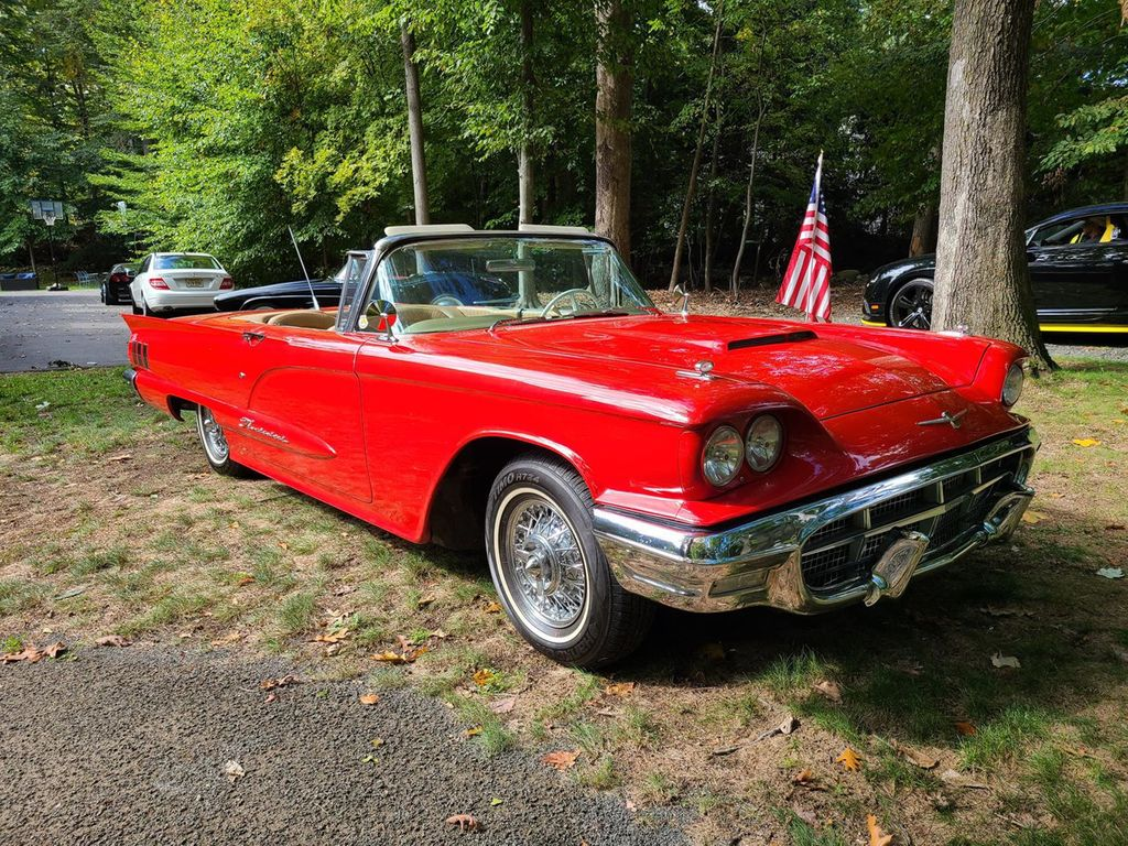 1960 Ford THUNDERBIRD  - 17621414 - 2