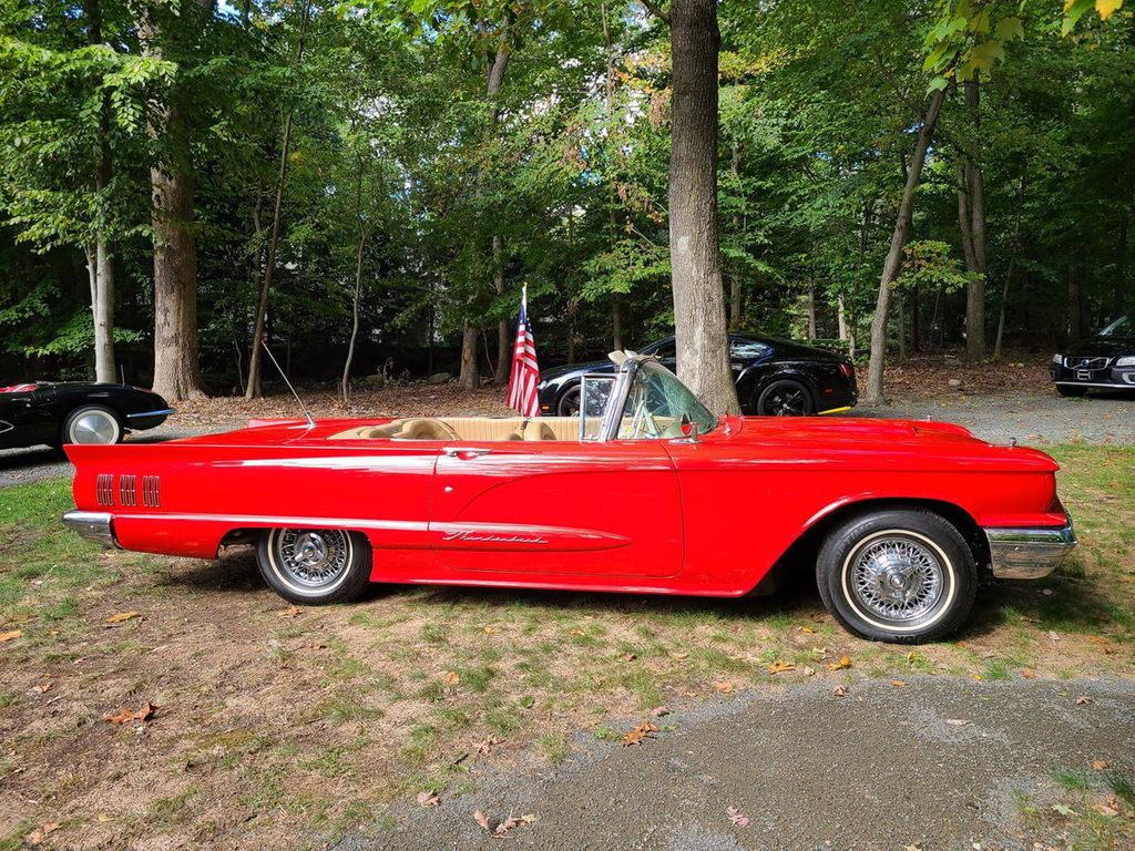 1960 Ford THUNDERBIRD  - 17621414 - 3
