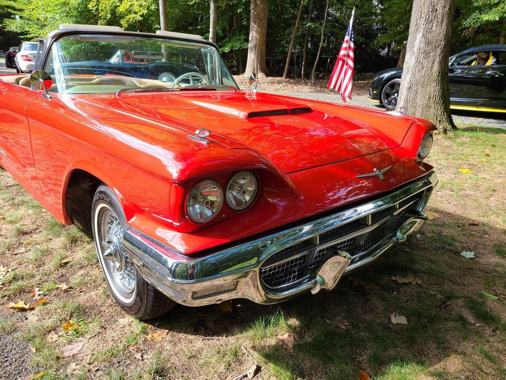 1960 Ford THUNDERBIRD  - 17621414 - 4
