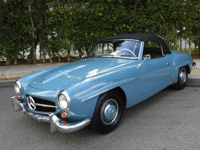 1960 Mercedes-Benz 190 SL  Convertible