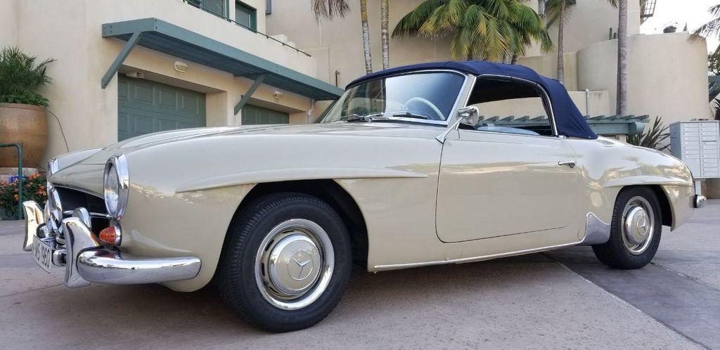 1960 Mercedes-Benz 190SL  - 18299931 - 9