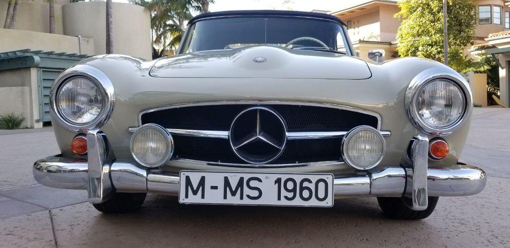 1960 Mercedes-Benz 190SL  - 18299931 - 10