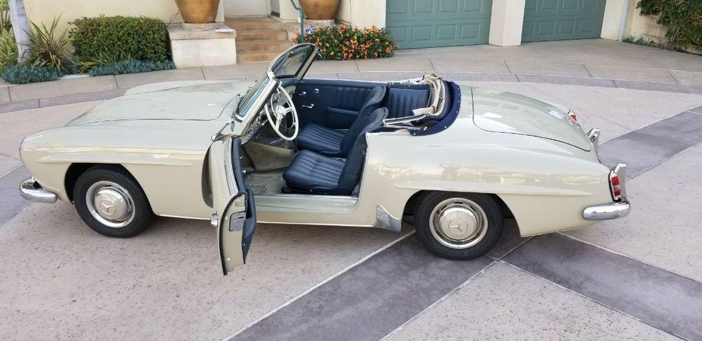1960 Mercedes-Benz 190SL  - 18299931 - 14