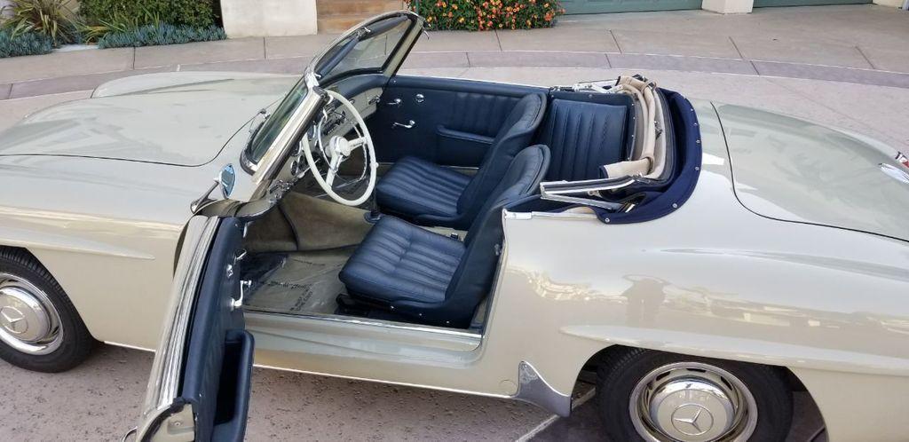 1960 Mercedes-Benz 190SL  - 18299931 - 15