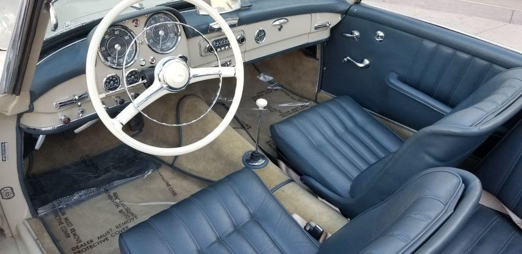 1960 Mercedes-Benz 190SL  - 18299931 - 16