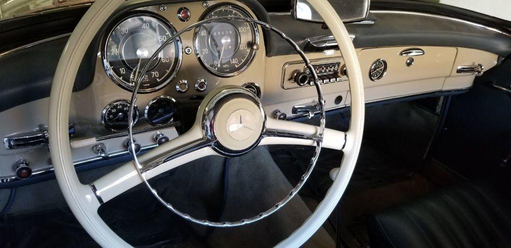 1960 Mercedes-Benz 190SL  - 18299931 - 17