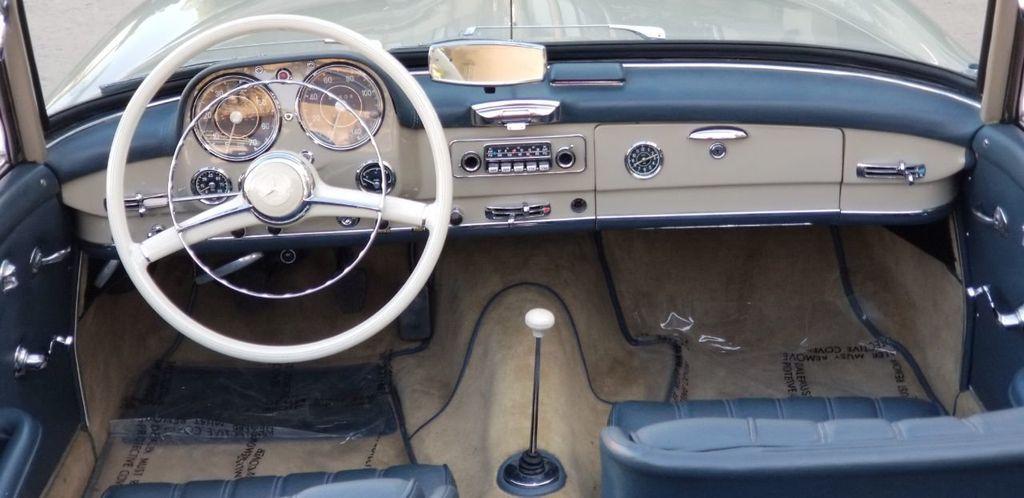 1960 Mercedes-Benz 190SL  - 18299931 - 18