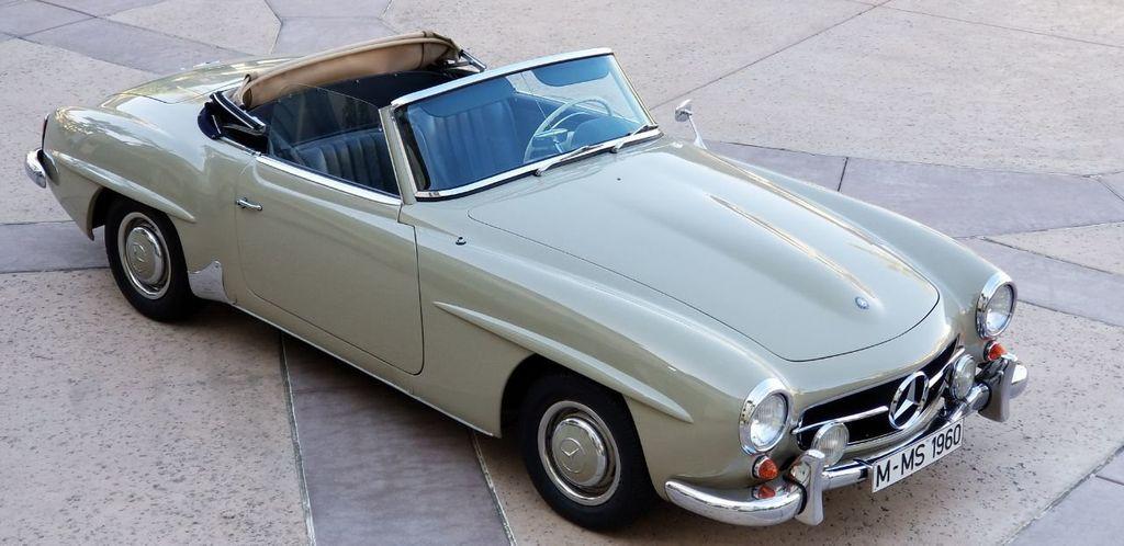 1960 Mercedes-Benz 190SL  - 18299931 - 1