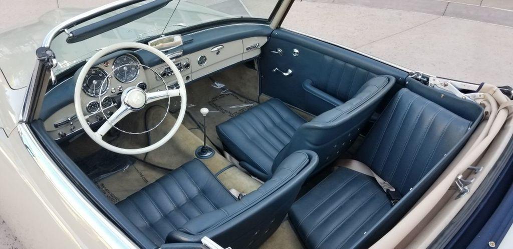 1960 Mercedes-Benz 190SL  - 18299931 - 19