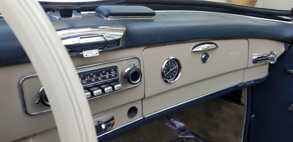 1960 Mercedes-Benz 190SL  - 18299931 - 21