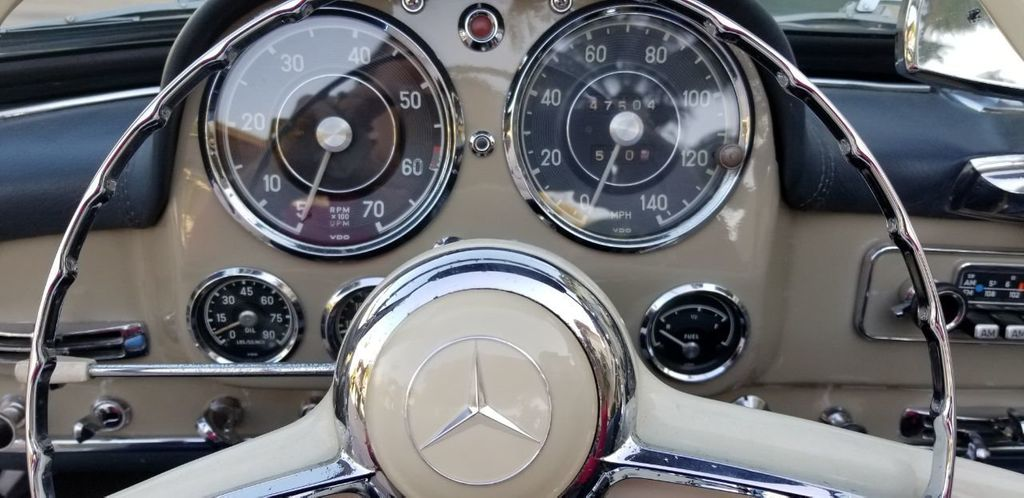 1960 Mercedes-Benz 190SL  - 18299931 - 27
