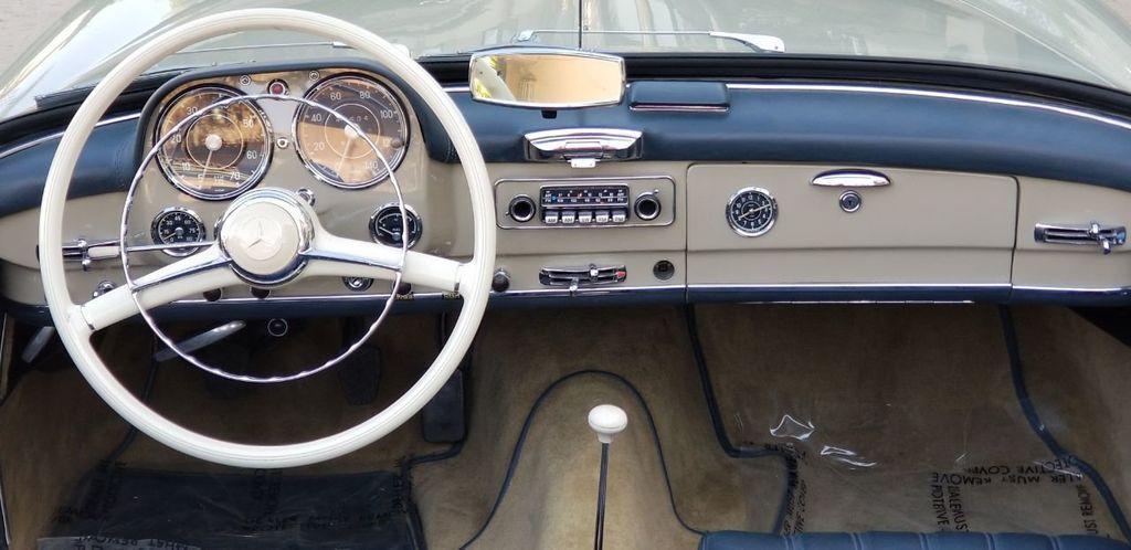 1960 Mercedes-Benz 190SL  - 18299931 - 28