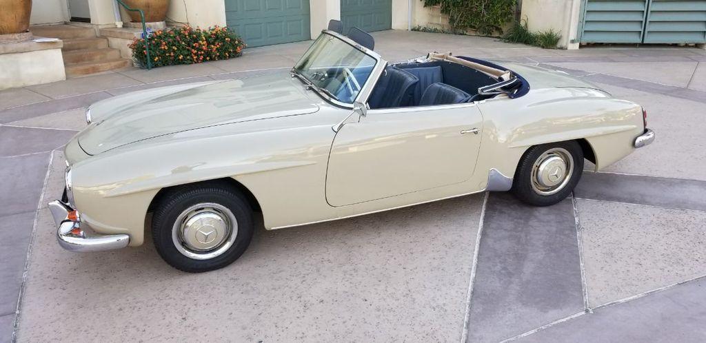 1960 Mercedes-Benz 190SL  - 18299931 - 2