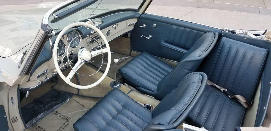 1960 Mercedes-Benz 190SL  - 18299931 - 29