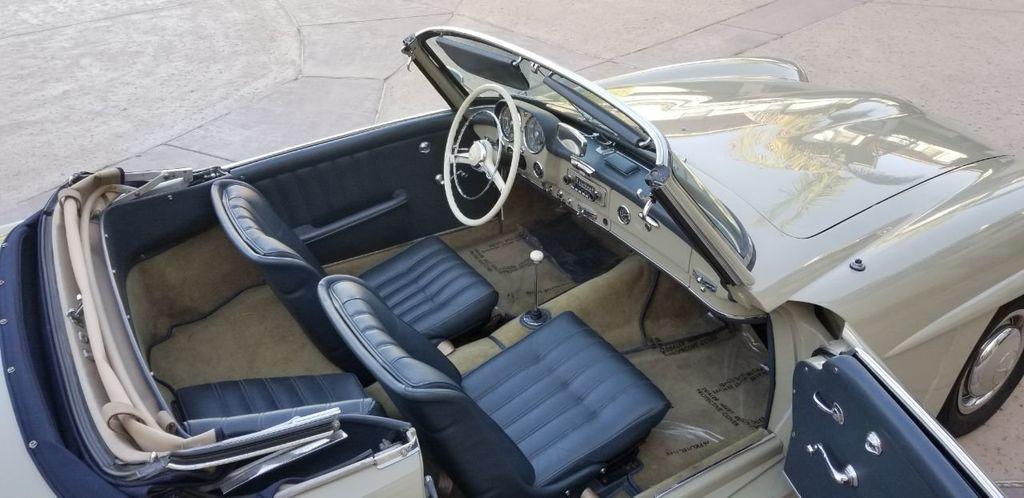 1960 Mercedes-Benz 190SL  - 18299931 - 32